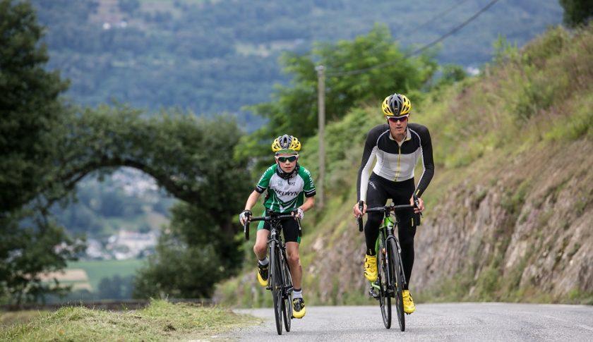 Pyrénées Cycl'n Trip – La montée du Col de Couraduque