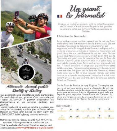 Carte Vélo de Route (FR/GB)