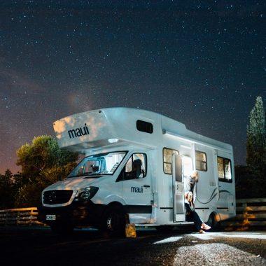 Van et Camping-car
