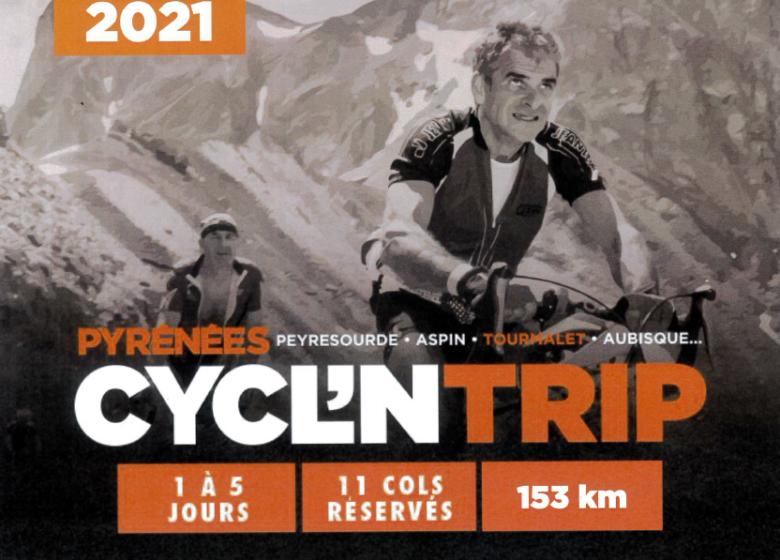 Pyrénées Cycl'n Trip – Montée du Hautacam