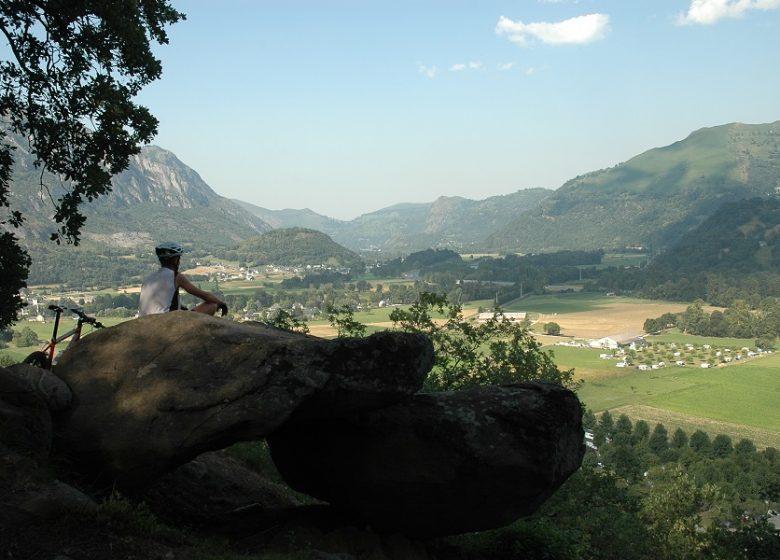 Circuit n°3 – Vallée d'Argelès – Le tour du Balandrau