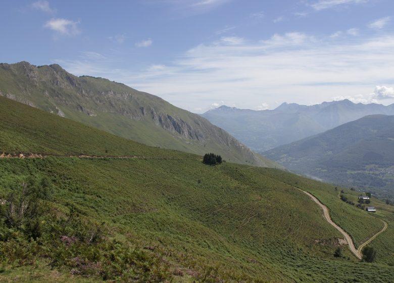 Circuit n°4 – Val d'Azun – Lac de Soum