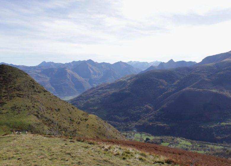 Circuit n°9 – Val d'Azun – Les moulins / Couraduque