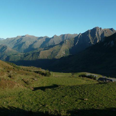 Col du Soulor, par le col des Spandelles
