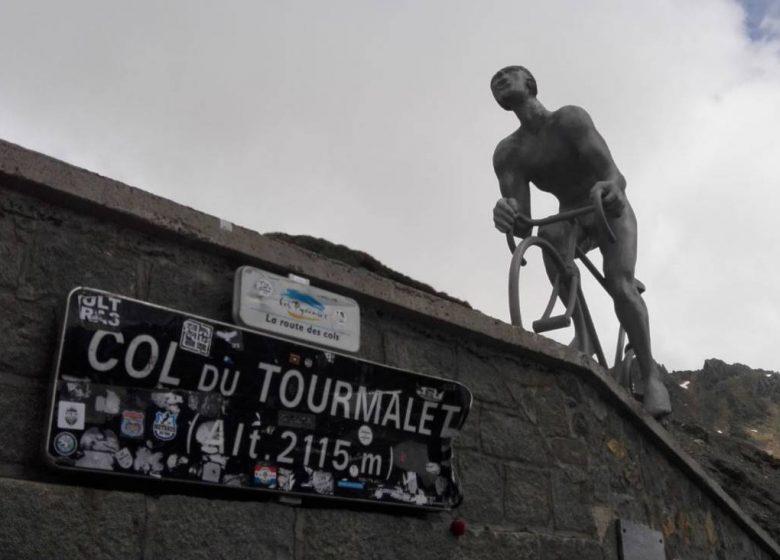Col du Tourmalet, par Luz-Saint-Sauveur