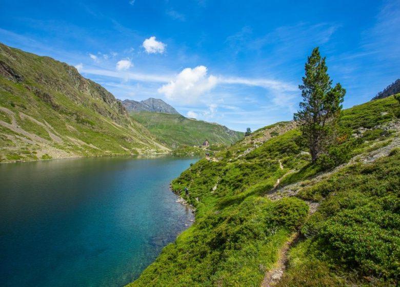 GR10, du Val d'Azun au Néouvielle en 4 étapes