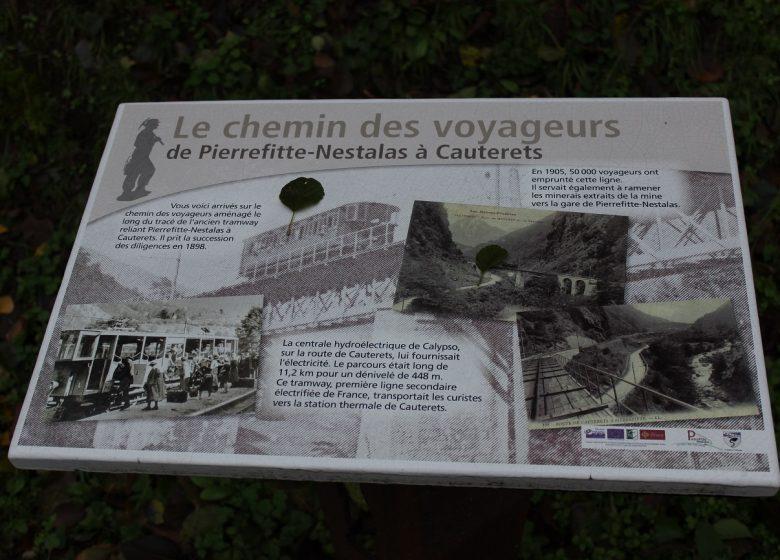 La voie verte, de Pierrefitte-Nestalas à Cauterets