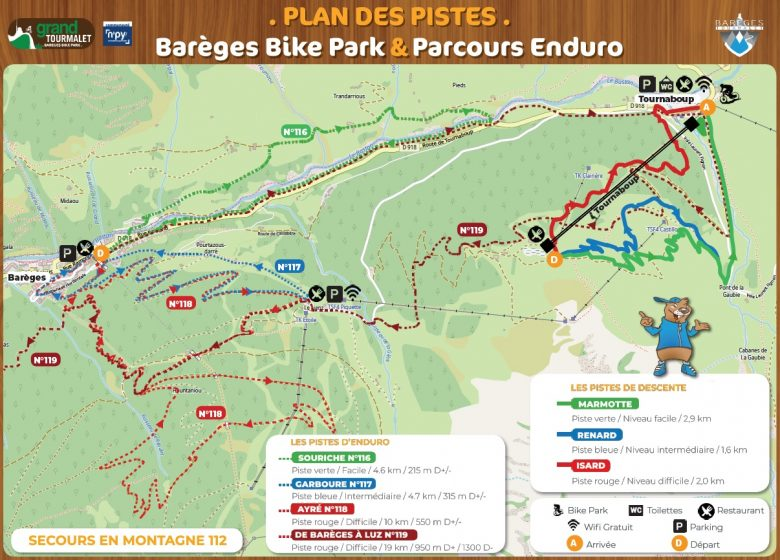 Bike Park Barèges
